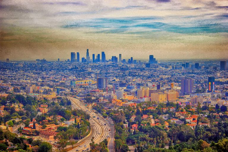 los angeles wallpaper 240
